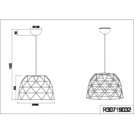 Stylowa Lampa podłogowa industrialna Lino ZumaLine do salonu. Kolor czarny w cenie 159,00 PLN.