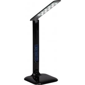 Stylowy Stół prostokątny Quadro 160 Signal do salonu. Kolor dąb, stelaż/podstawa metalowa. Styl industrialny.