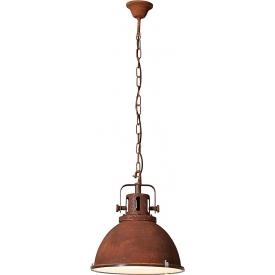 Stół okrągły Evita 100 Signal do jadalni. Kolor szary, stelaż/podstawa metalowa Styl nowoczesny.