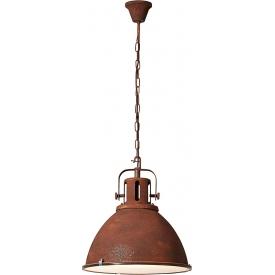 Lampa wisząca Modern Glass Buble brązowa