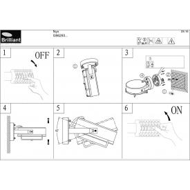 Lampa wisząca Modern Glass Buble CO brąz/koniak