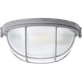 Lauren 25 grey wire ceiling lamp Brilliant