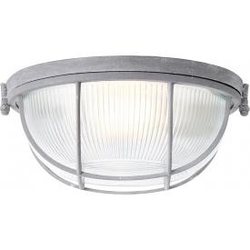 Modna Lamp sufitowa Vinyl 25 LED do sypialni. Kolor biały, Styl nowoczesny.
