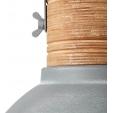 Stylowy Wieszak stojący Bremen Actona na ubrania do przedpokoju. Kolor czarny, biały, drewno kauczukowe - 175,00 PLN.