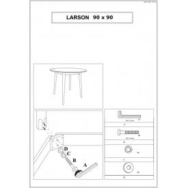 Designerski Hoker Norden Wood High Intesi z oparciem do kuchni w cenie 299,00 PLN.