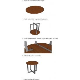 Tapicerowany fotel wypoczynkowy Faro