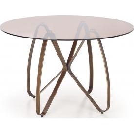 Stylowa Lampa biurkowa Buddy Markslojd na biurko. Kolor czarny, stal szczotkowana, Styl minimalistyczny.
