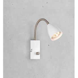Szklana lampa stołowa Alton Nordlux