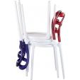 Krzesło Dima z tworzywa Actona