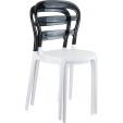 Tapicerowane krzesło Grace Cross Actona