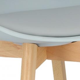 Stylowa Betonowa lampa wisząca Concrete Step Into Design do salonu. Kolor szary, czarny, Styl industrialny.