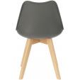 Stylowa Lampa wisząca Golden Pipe I Step Into Design nad stół. Kolor czarny, Styl nowoczesny.