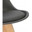 Stylowa Lampa sufitowa Golden Pipe XIII Step Into Design nad stół. Kolor czarny, Styl nowoczesny.