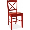 CD56 Wooden red wooden chair Signal