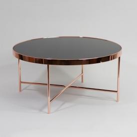 Szklana lampa stołowa Solaris Step Into Design