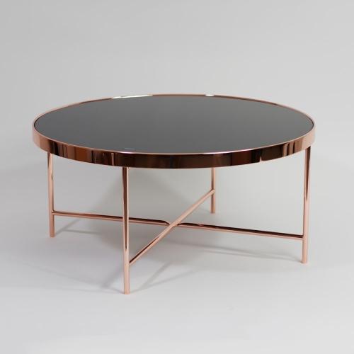 Stylowa Lampa stołowa szklana Solaris Step Into Design do salonu. Kolor biały, Styl inspirowane.