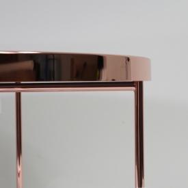 Stylowa Szklana lampa podłogowa Solaris Step Into Design do salonu. Kolor biały, Styl inspirowane.