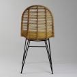 Stylowa Lampa sufitowa Sticks VI Step Into Design nad stół. Kolor złoty, czarny, Styl inspirowane.