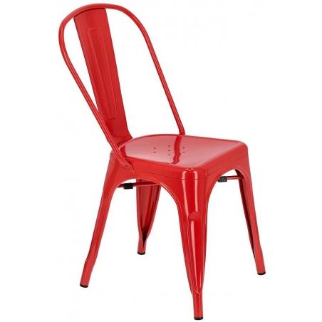 Krzesło tapicerowane Joy Intesi