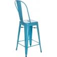 Tapicerowane krzesło Joy Intesi do jadalni. Kolor: brązowy, czarny, stelaż/podstawa metalowa. Styl klasyczny, w cenie 349,00 PLN