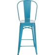 Balkonowe Krzesło Skin Black z podłokietnikami Resol. Kolor biały, czekoladowy, szary, czarny, Styl nowoczesny.