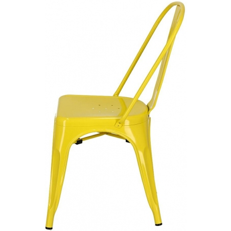 Toledo Aire chair with armrests