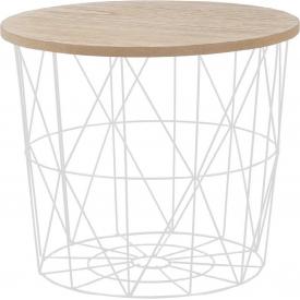 MARIFFA WOOD 42 coffee table
