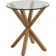 Stylowy Stół rozkładany Wenanty 160 Halmar do kuchni. Kolor dąb, orzech, stelaż/podstawa drewniana. Styl skandynawski.