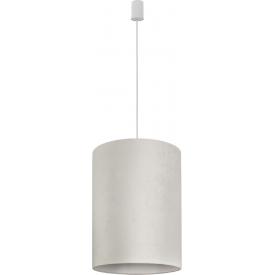 Modna Lampa sufitowa Meran III Trio do salonu. Kolor biały, Styl inspirowane.