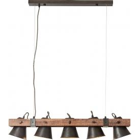 Betonowa lampa wisząca Solid 15