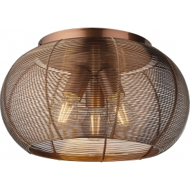 Jos Amber wall lamp