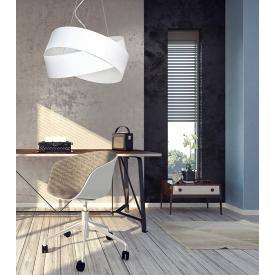 Industrialna Lampa wisząca druciana Marley Light&Living do salonu. Kolor: czarny w cenie 669,00 PLN.