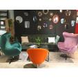 Krzesło z podłokietnikami Dionisio Resol