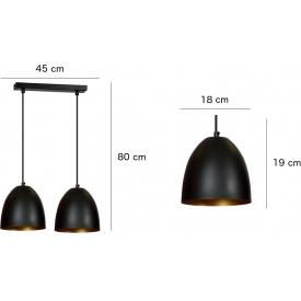Stylowy Podnóżek insp. Barcelon (Otoman) D2.Design do salonu. Kolor czarny, biały, czerwony, brązowy, Styl inspirowane.