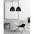 Modna Sofa Barcelon 3-os. D2.Design do salonu. Kolor biały, czarny, brązowy, jasny brąz, Styl inspirowane.
