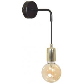 Lampa wisząca druciana czarna Esmee 26 Lucide