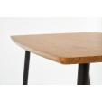 Designerskie Krzesło druciane z podłokietnikami HarryArm insp. Diamond Armchair do kuchni. Kolor czarny, biały, stelaż/podstawa