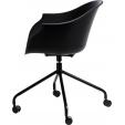 Krzesła z poliwęglanu Air aranżacja