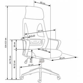 Komoda industrialna Object002 NGDesign