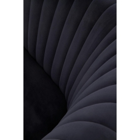 Ogrodowe Krzesło Tiffany z tworzywa Siesta. Kolor czarny, biały, brązowy, szary, zielony, niebieski, grafitowy, pomarańczowy