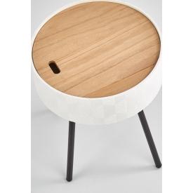 Ogrodowe Przezroczyste krzesło Bee z tworzywa Siesta. Kolor biały, czarny przeźroczysty, czerwony przeźroczysty, bursztynowy