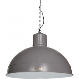 Lampa wisząca industrialna Dakota 60 szara LoftLight do salonu, kuchni i sypialni.