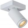 Taylor LED white bathroom ceiling spotlight Lucide