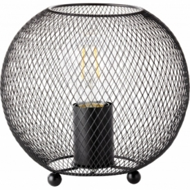 Lampa stołowa kula ażurowa...