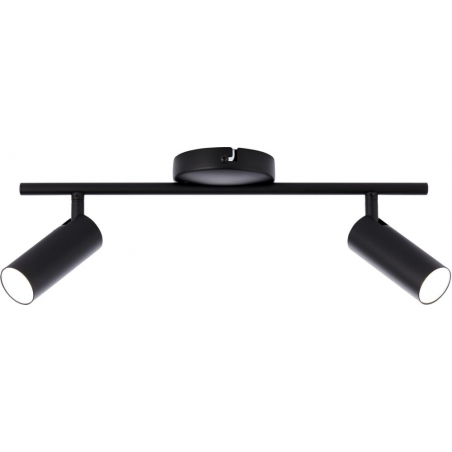 Soeren II LED black ceiling spotlight Brilliant