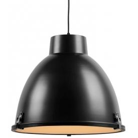 Industrialna Lampa wisząca Industry Bis 42 Lucide do salonu. Kolor: chrom