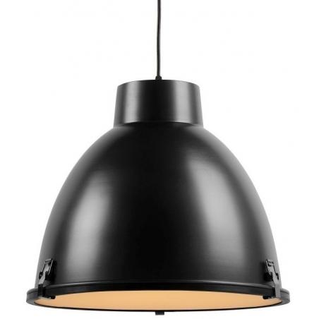 Stylowa Lampa wisząca industrialna Industry Bis 42 Grafitowa Lucide do salonu i sypialni.