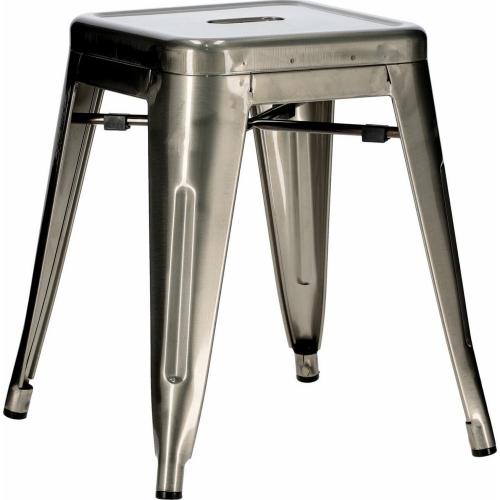Paris industrial metal stool D2.Design