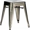 Stylowy Taboret metalowy Paris Metalowy D2.Design do kuchni i przedpokoju.