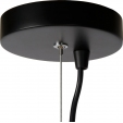 Czarna lampa stołowa Delicate Table